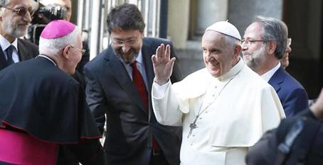 La canossa di papa bergoglio ovvero la rivincita di for Grimaldello significato