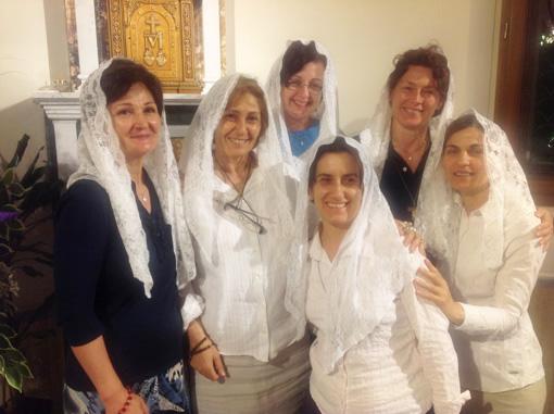 Maria giglio della trinit domini sacrarium nobile - Perche le donne musulmane portano il velo ...