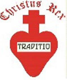 Risultati immagini per Circolo Christus Rex-traditio