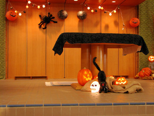 Plymouth Michigan Usa Messa Halloween 2006